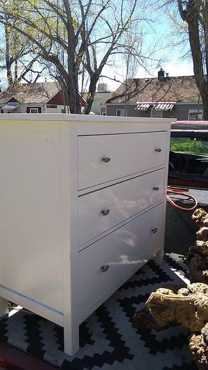 White dresser for Sale in Salt Lake City, UT