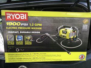Ryobi Power Washer (Brand New in Box) for Sale in Wyandotte, MI