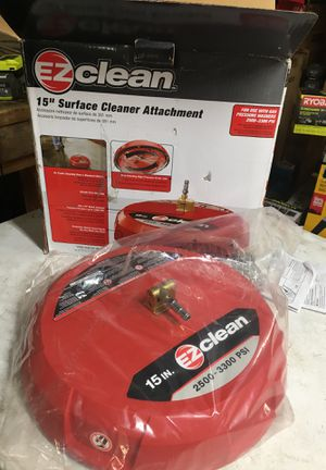 Homelite 15 in. EZ Clean Gas Pressure Washer Surface Cleaner for Sale in Fontana, CA