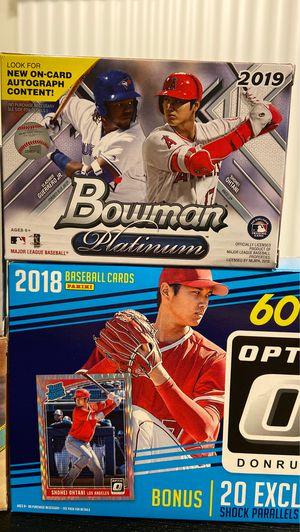 Baseball Cards for Sale in Hudsonville, MI