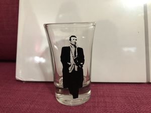 James Dean Collectible Shot Glass for Sale in Waterloo, IL