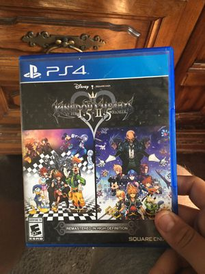 Kingdom hearts 1.5+2.5 remix for Sale in Highland, CA