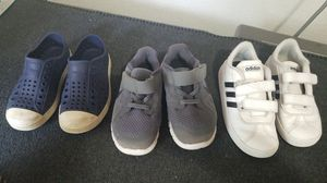 Toddler Boys Size 10 Shoe Lot for Sale in Auburn, WA
