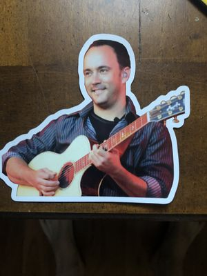 Dave Matthews Magnet for Sale in North Haven, CT