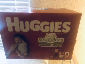 Huggies 84 count for Sale in Alamo Heights, TX