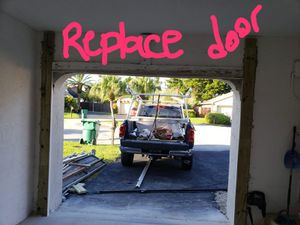 Garage doors repairs and install for Sale in Opa-locka, FL