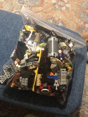 Four bags of legos (2.5 lbs each) for Sale in Mesa, AZ