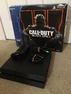 Ps4 brand new for Sale in Fort Washington, MD
