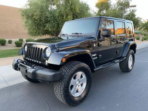 2008 Jeep Wrangler Sahara 4x4 for Sale in Phoenix, AZ