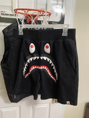 Black Bape Shorts for Sale in Wilmington, DE
