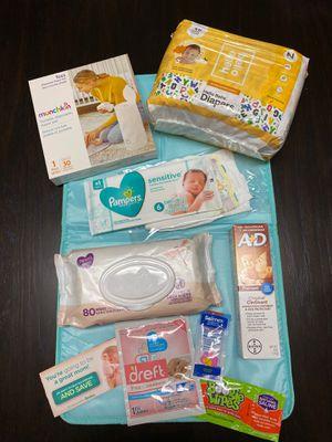 Diapering baby bundle for Sale in La Vergne, TN
