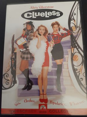 CLUELESS (DVD) Alicia Silverstone! for Sale in Lewisville, TX