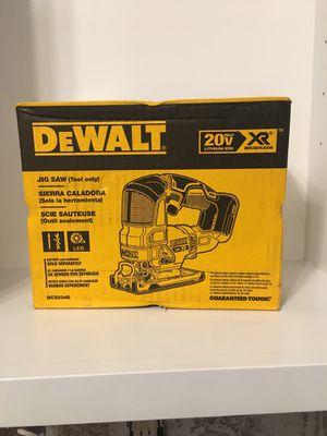 Dewalt XR jigsaw for Sale in Wichita, KS