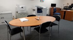 Conference table 4 chairs for Sale in Irvine, CA