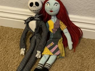 Jack And Sally Dolls for Sale in Temecula,  CA