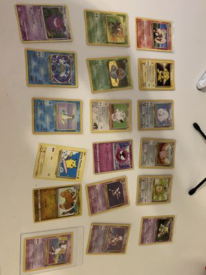 RARE POKEMON CARDS 200 for lot STEAL for Sale in Smyrna, TN