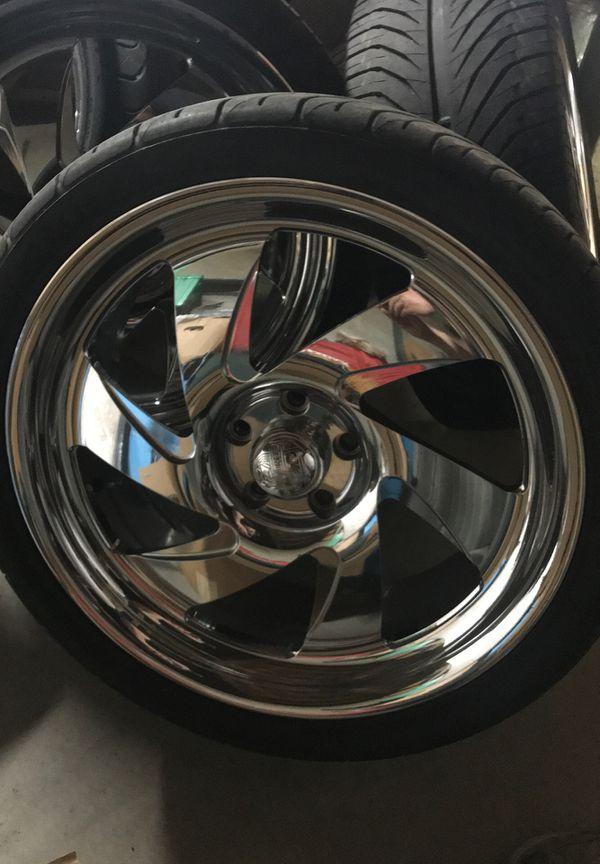 20 in wheels