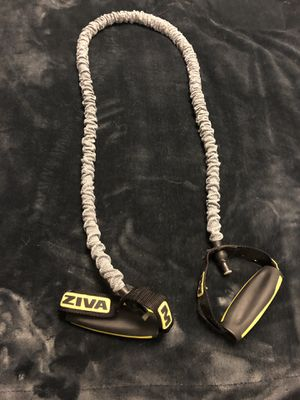 New Ziva Brand Exercise Resistance Band with Handles for Sale in Denver, CO