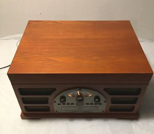 Crosley CR66-PA Rochester 5-in-1 Stereo Turntable Entertainment Center - Like New for Sale in Philadelphia, PA