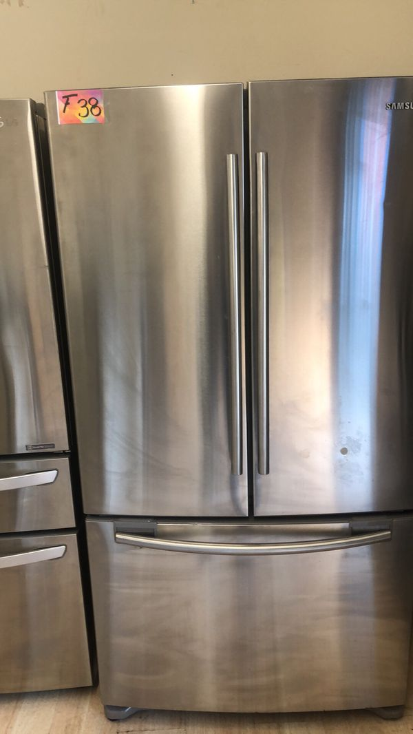 Refrigerator French door Samsung