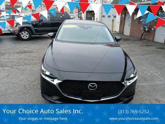 2020 Mazda Mazda3 Sedan for Sale in Dearborn,  MI