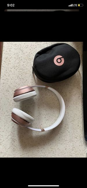 Beats Solo 3 Wireless Headphones for Sale in Palatine, IL