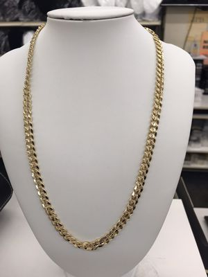 24 inch Cuban Link Chain 🏝 NO TRADES. NO DISCOUNT for Sale in Whittier, CA