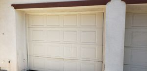 FREE GARAGE DOOR PANELS FOR RECYCLING for Sale in San Diego, CA
