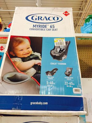Graco myride 65 car seat for Sale in Las Vegas, NV