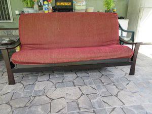 Sofa cama o Futon o Slepping bed for Sale in Hialeah, FL