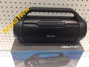Dolphin Bluetooth Portable Resistan Water Speakers Audio Bocina Corneta LX-20 for Sale in Miami, FL