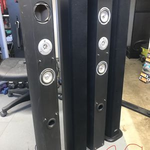Free Speakers - Pending Pick Up for Sale in San Diego, CA