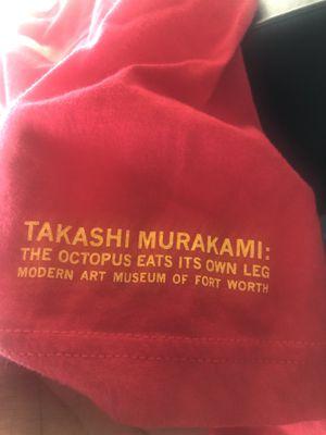 Takashi murakami limited edition T-shirt for Sale in Houston, TX