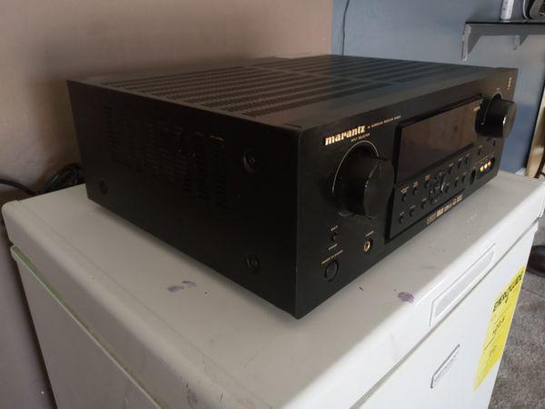 Marantz HDMI RECEIVER SR5001