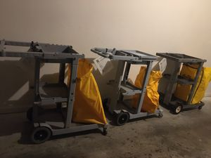 Housekeeping cleaning carts for Sale in Alpharetta, GA
