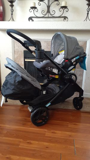 Graco modes 2 grow travel system for Sale in Sacramento, CA
