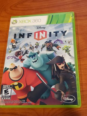 Disney infinity Xbox 360 Game great condition with manual for Sale in Chambersburg, PA
