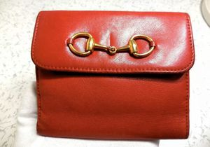 Gucci red wallet for Sale in Los Angeles, CA