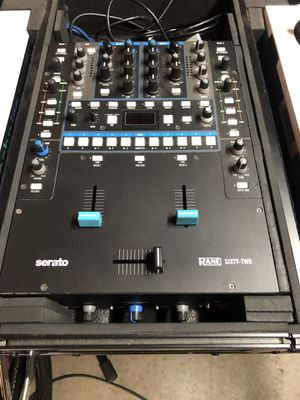 Rane 62 mixer for Sale in Fontana, CA