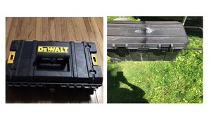 Dewalt drill box and big tool box combo for Sale in Adelphi, MD