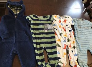 Baby boy Carters sleep and play bundle for Sale in Chicago, IL