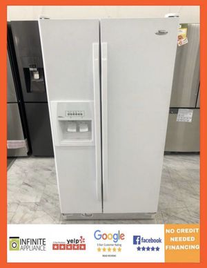 Whirlpool Side By Side Refrigerator for Sale in San Jose, CA