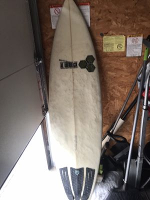 Surfboard ultra light 4+4/4 channel island 6' for Sale in Oceanside, CA