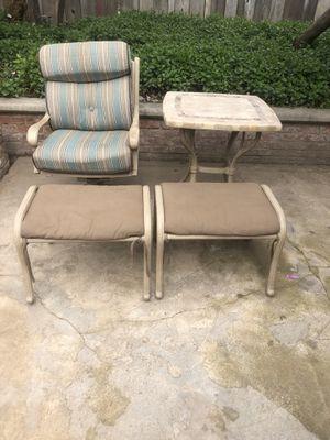 Patio furniture for Sale in Fresno, CA