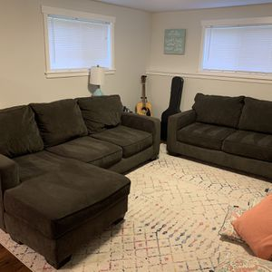 Sofa and Loveseat Set for Sale in Bonney Lake, WA