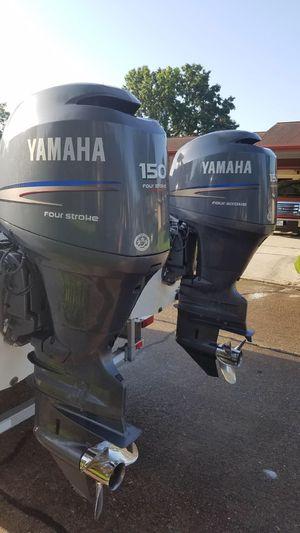 Yamaha 2005 150 outboard motors for Sale in La Porte, TX