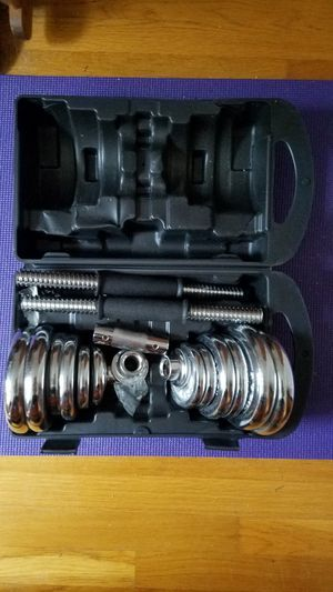 Brand new Personal Dumbbell Weight Set for Sale in Plymouth, MA