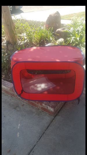 Collapsible pet carrier for Sale in Westminster, CA