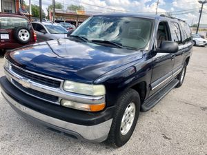 2004 Chevrolet Suburban 1500 ( PERFECT FOR THE FAMILY ! ) for Sale in Houston, TX