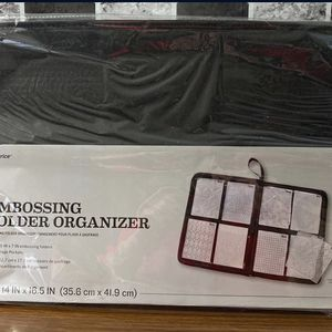 Embossing Folder Organizer for Sale in Chicago, IL